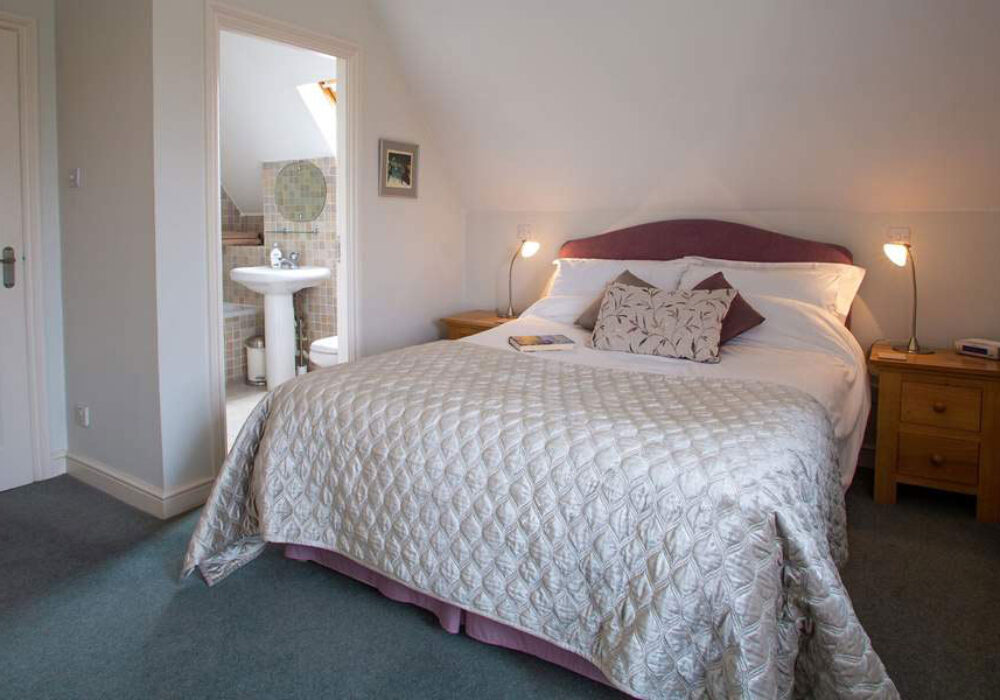 Double room at 3 Little London Mews