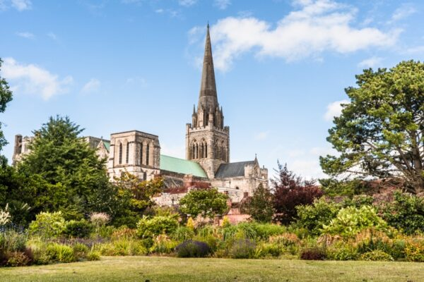 An image of Chichester Cathedral