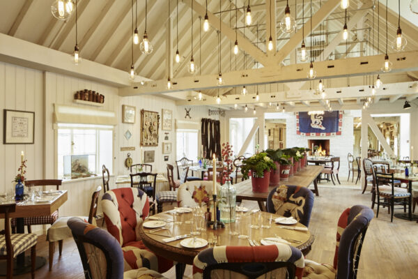An image showing the interior of Farmer, Butcher, Chef at Goodwood