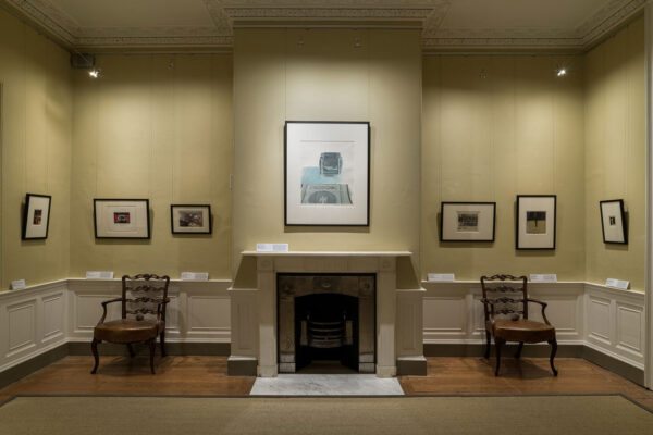 A Life in Art: The Muriel Wilson Bequest gallery interior