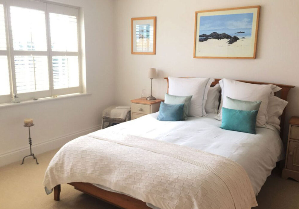 Double room at April Gardens
