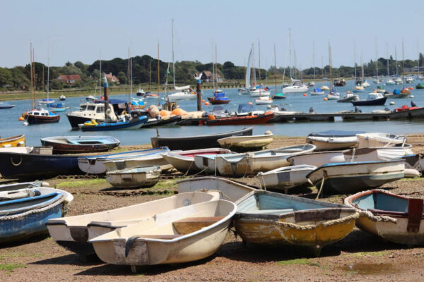 Chichester Harbour: Chichester's Area of Outstanding Natural Beauty