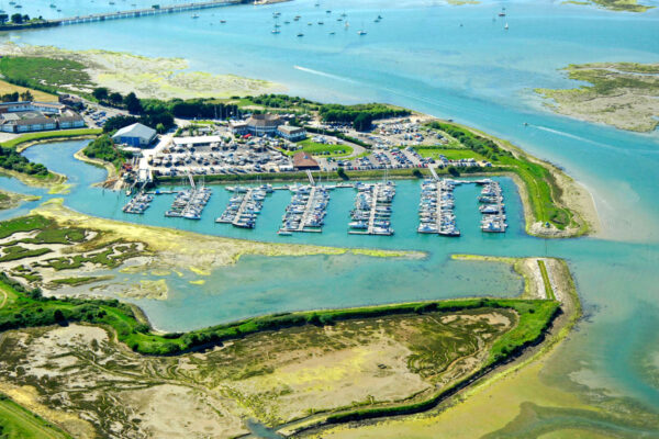 Chichester Harbour walks- No.7
