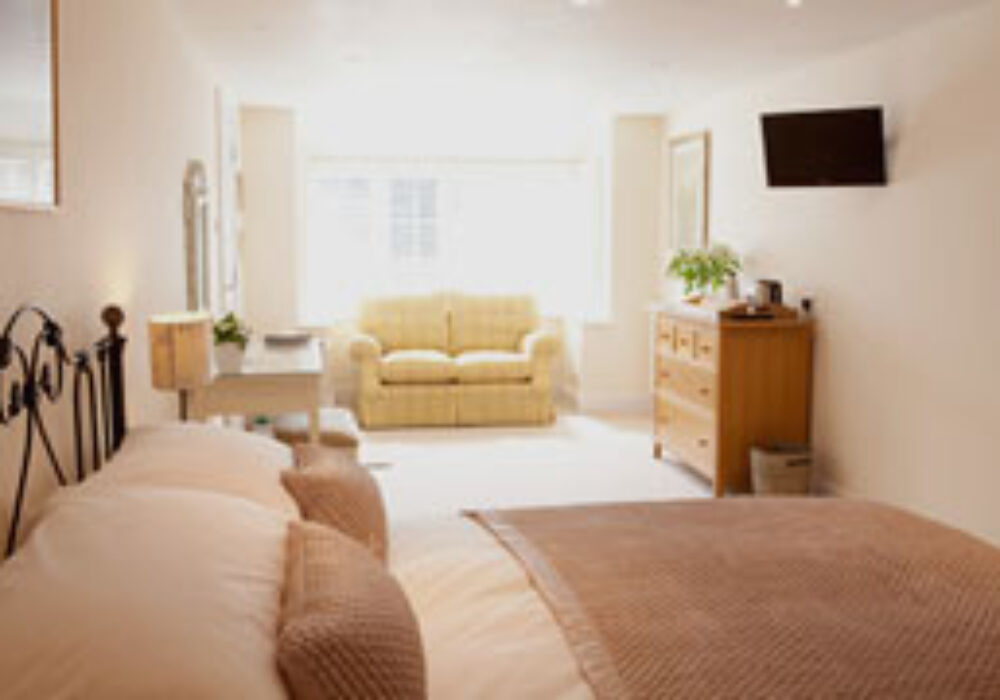 Curlews double room