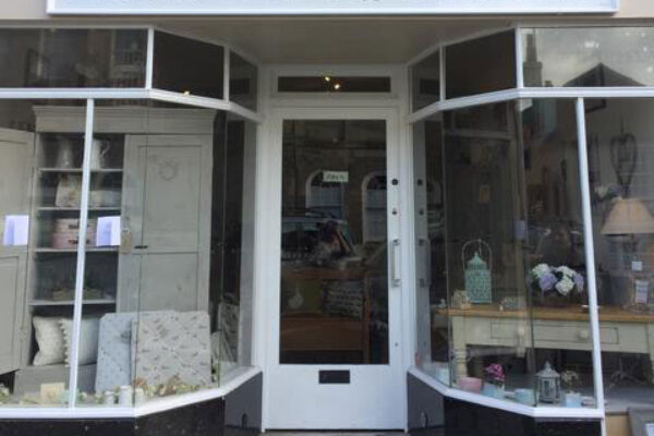 Dales Country Interiors shop exterior
