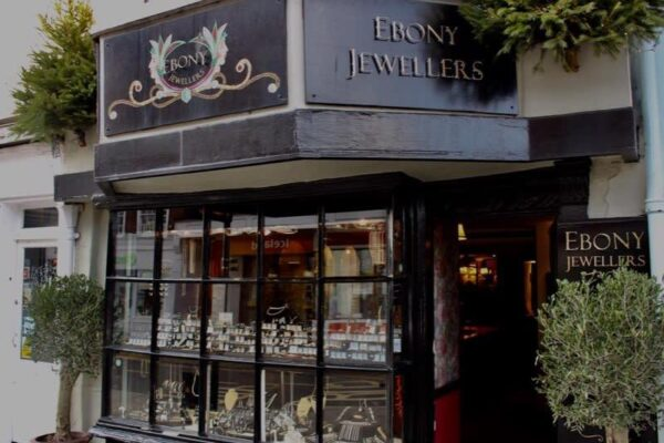 Ebony Boutique Jewellers shop exterior