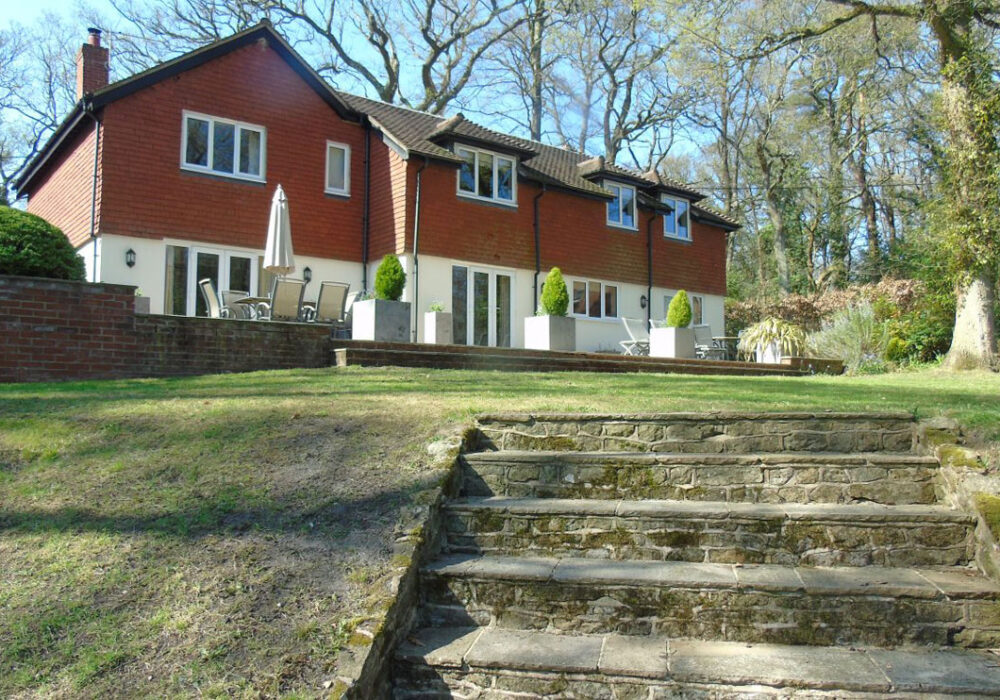 Little Oaks self catering at Park House Hotel