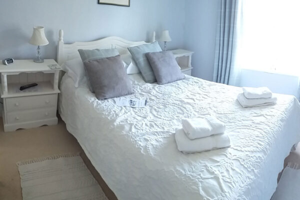 Double room at Moonlight Cottage