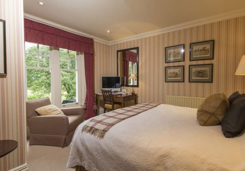 Double room at Park House Hotel