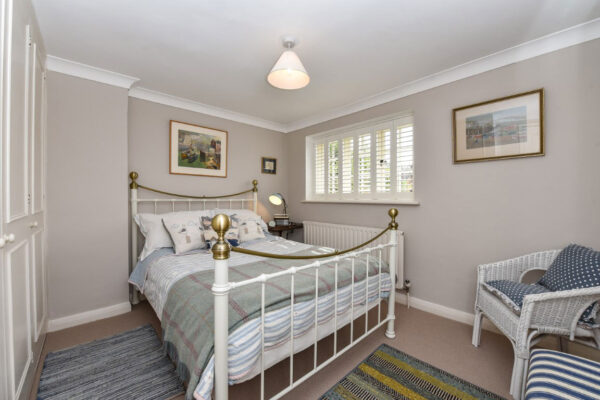 Double room at Rose Cottage