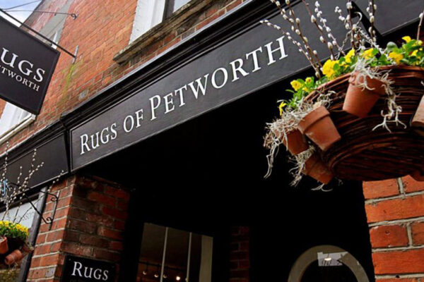 Rugs of Petworth shop front