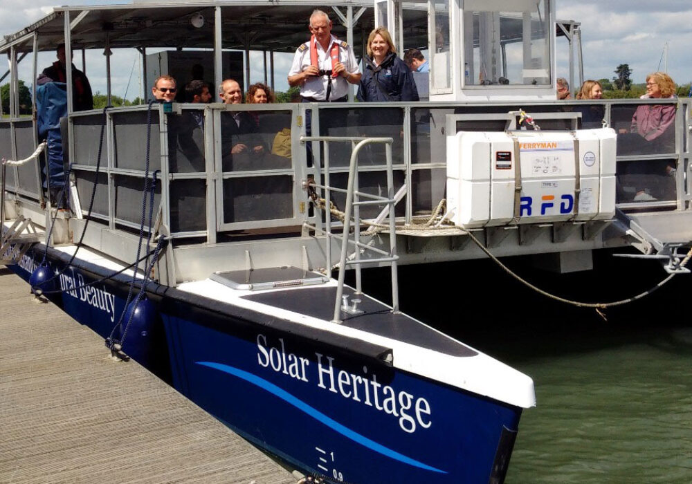 Solar Heritage Chichester Harbour
