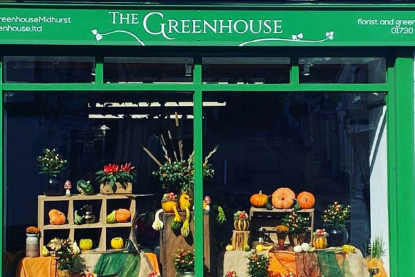 The Greenhouse shop front