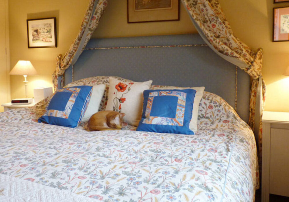 Double bedroom at The Old Granary