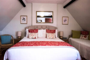 The Old Store Guesthouse double room