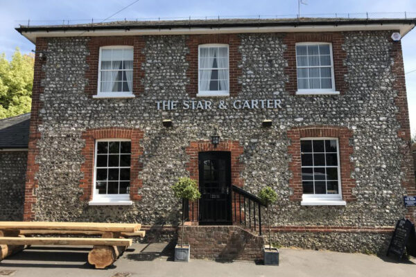 The Star and Garter exterior