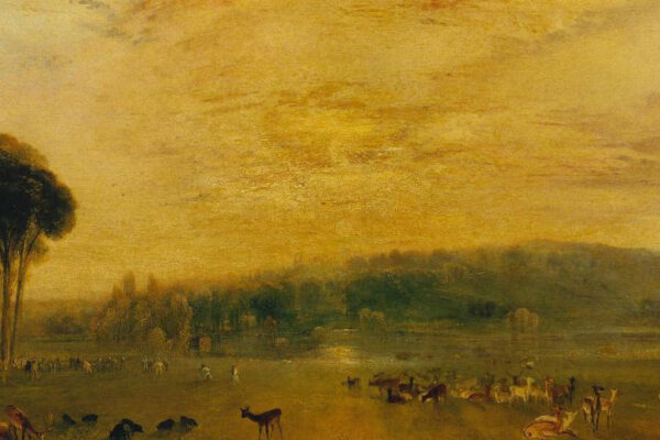 Walk in the Footsteps of Turner at Petworth House