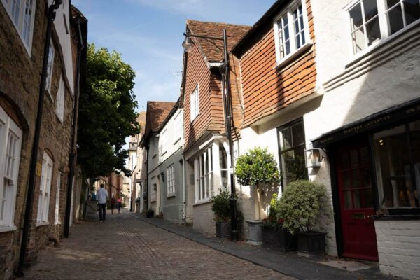 An image showing Lombard Street in Petworth