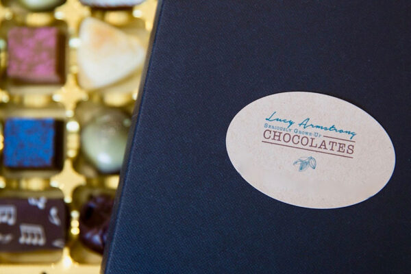 Lucy Armstrong Chocolate box
