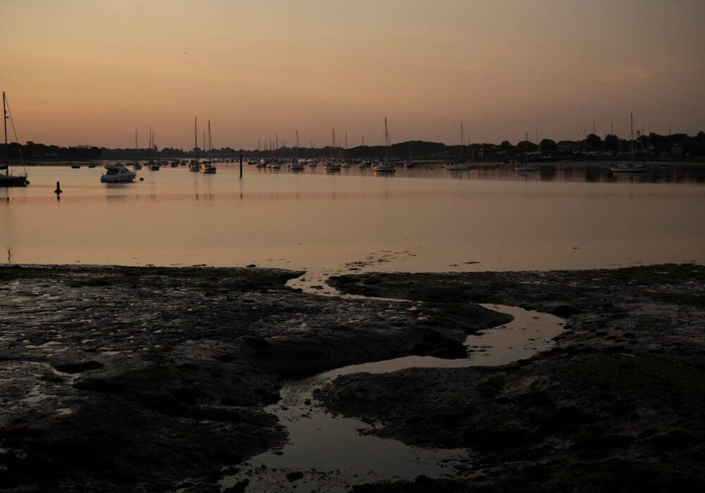 A view of Cobnor to Bosham by Jon Nicholson