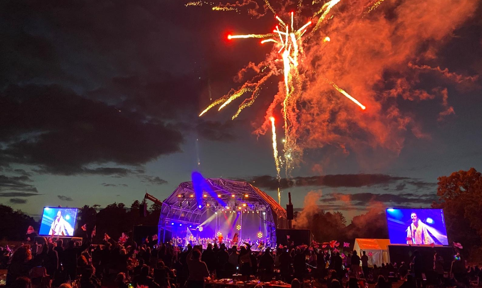 Proms Spectacular at Stansted Park