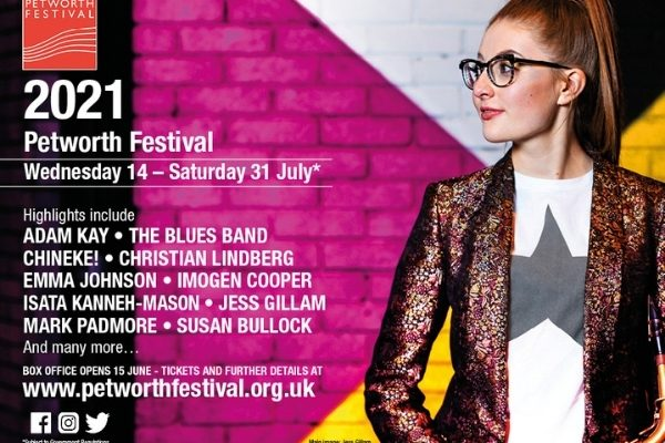 The 2021 Petworth Festival 14 - 31 July