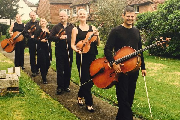 An image of ENSEMBLE REZA WHO HAVE PERFORMED AT FESTIVAL OF CHICHESTER
