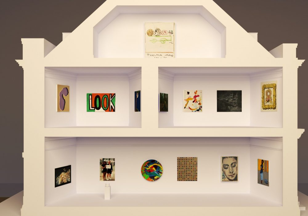 Masterpieces in Miniature: The 2021 Model Art Gallery