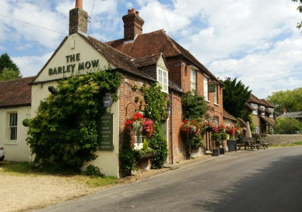 An image showing the Barley Mow pub