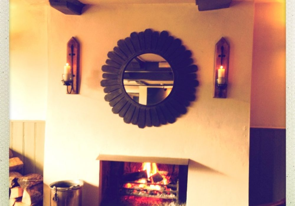 An image showing the interior of The Fox & Hounds, Funtington