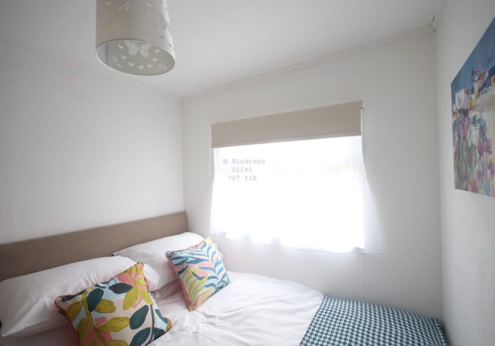 bedroom of 72 Granada, Selsey Country Club