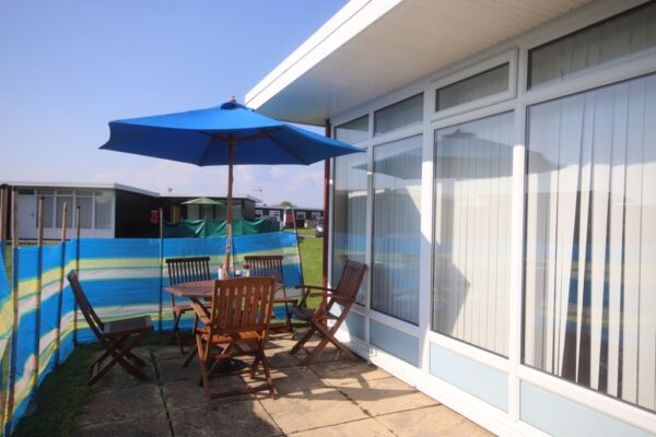 Exterior of 53 Granada Selsey Country Club