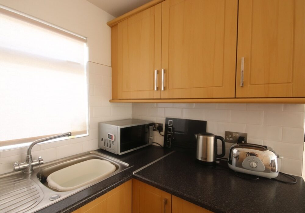 kitchen of 53 Granada Selsey Country Club