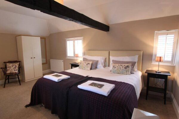 An image of a room at Woodstock Suites Near Chichester