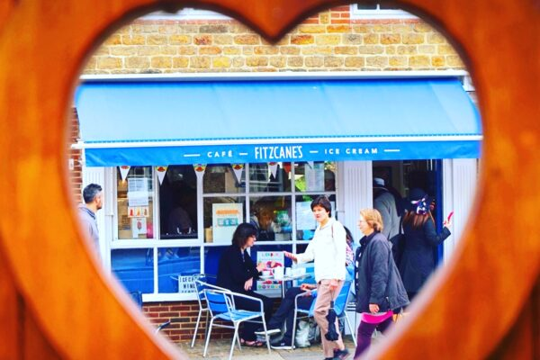 An image of Fitzcanes cafe, Midhurst